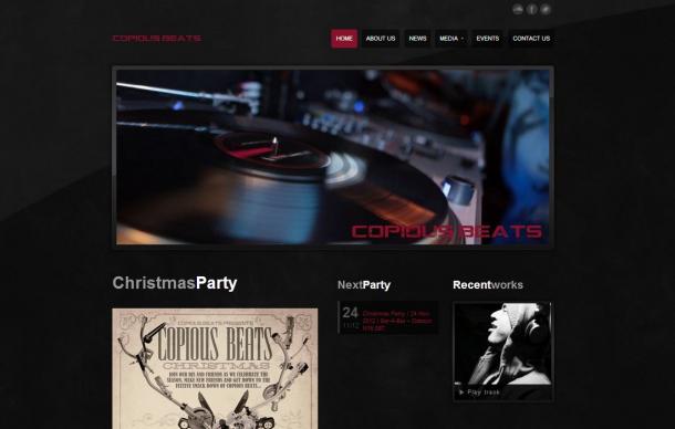 copiousbeats.com