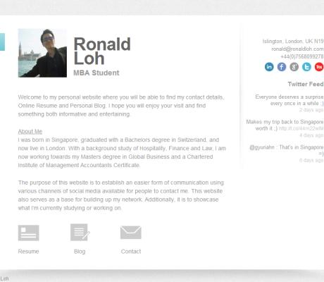 ronaldloh.com